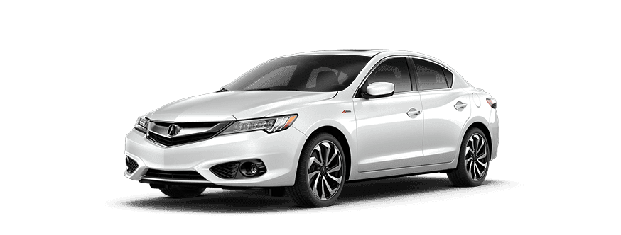 New 2018 Acura ILX with Premium and A-SPEC Package 4dr Car