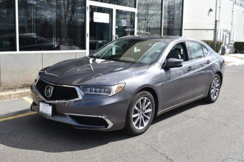 Certified Pre-Owned 2018 Acura TLX 2.4 8-DCT P-AWS with Technology Package With Navigation
