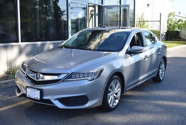 Certified Pre-Owned 2017 Acura ILX with Technology Plus Package