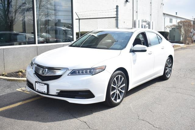 Certified Pre Owned 2016 Acura Tlx 3 5 V 6 9 At P Aws 4dr Car In St