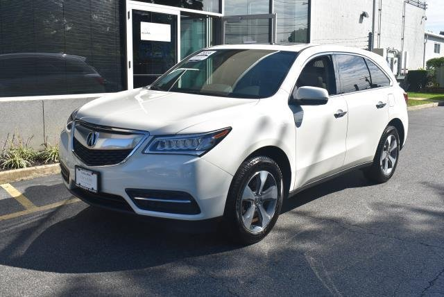 Certified PreOwned Acura MDX SHAWD Sport Utility In St James - Acura mdx pre owned