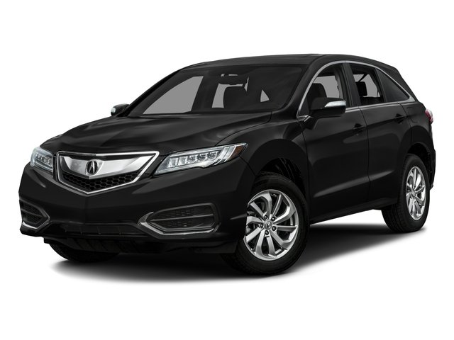 Certified Pre Owned 2016 Acura Rdx Awd