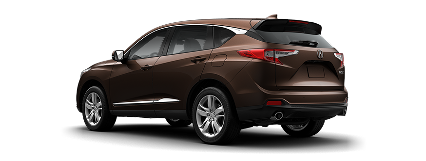 New 2019 Acura Rdx Sh Awd Advance Sport Utility In St James A190027