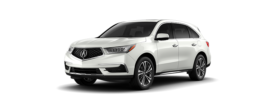 New 2020 Acura MDX SH-AWD with Technology and Entertainment Packages