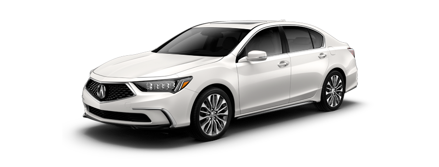 New 2020 Acura RLX P-AWS with Technology Package With Navigation