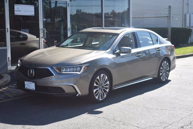 Certified Pre-Owned 2019 Acura RLX with Technology Package
