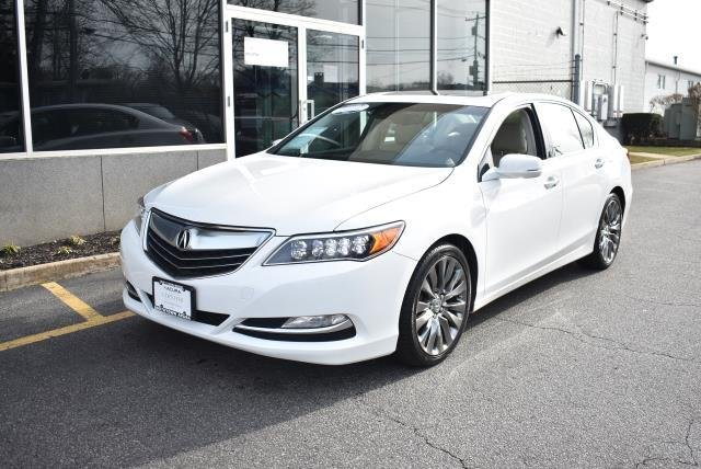Certified Pre-Owned 2016 Acura RLX with Technology Package