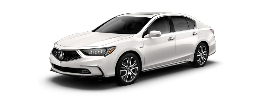 New 2020 Acura RLX Sport Hybrid SH-AWD with Advance Package With Navigation